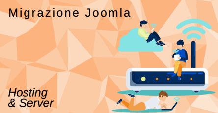 Migrazione Joomla